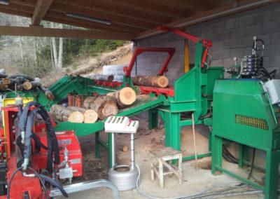 cemeh rezalno cepilni stroj
